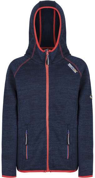 Regatta Dissolver Jacket Kids Prussian
